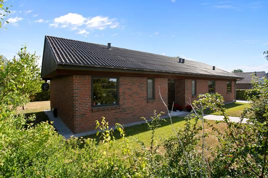 Villa på Keldgårdvej i Aars - Ejendommen