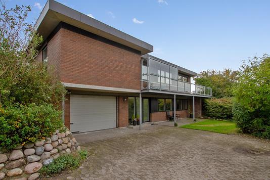 Villa på Dr. Margrethes Vej i Aars - Ejendommen