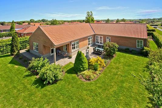 Villa på Hans Egedes Vej i Aars - Andet