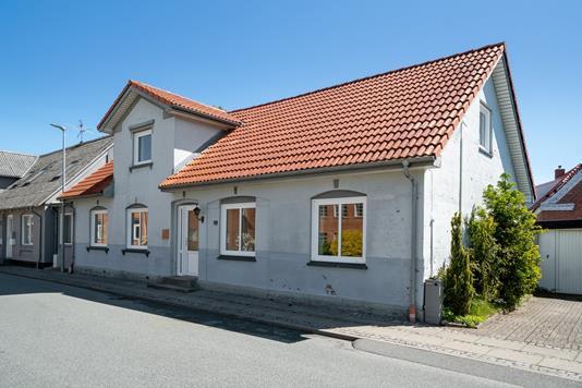Villa på Carl Petersensgade i Gedsted - Ejendommen