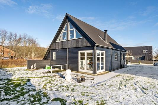 Villa på Golfparken i Farsø - Ejendommen