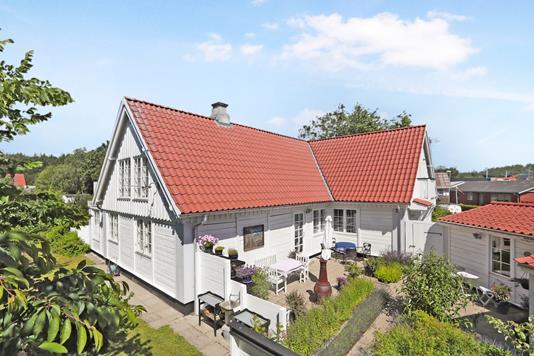Villa på Strandvejen i Brovst - Ejendom 1