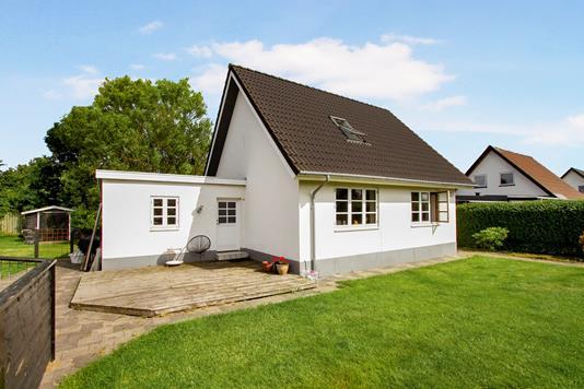 Villa på Aagade i Aabybro - Ejendom 1