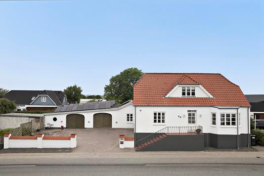 Villa på Vestergade i Brovst - Ejendom 1