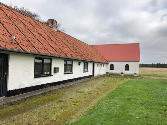 Villa på Gl. Landevej i Aabybro - Ejendommen