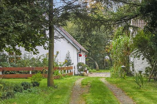 Landejendom på Sandmosevej i Aabybro - Ejendom 1