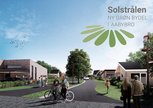 Helårsgrund på Solhvervs Alle i Aabybro - Andet