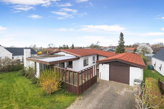 Villa på Østergade i Aabybro - Ejendom 1