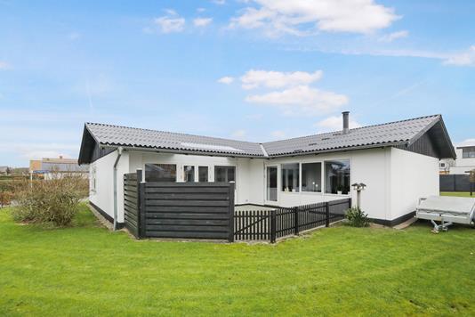 Villa på Urmagerensvej i Aabybro - Ejendommen