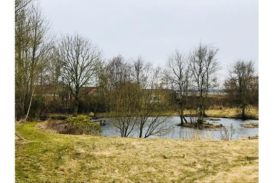 Helårsgrund på Torpet i Aabybro - Grund