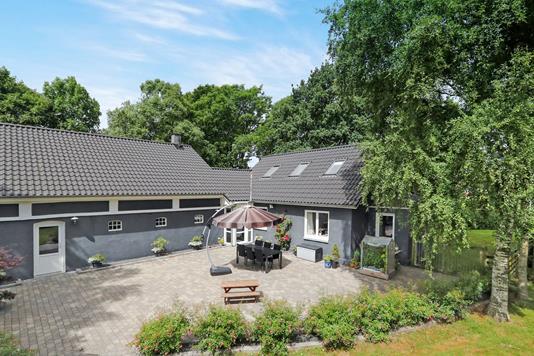 Villa på Søndermarken i Brovst - Ejendom 1