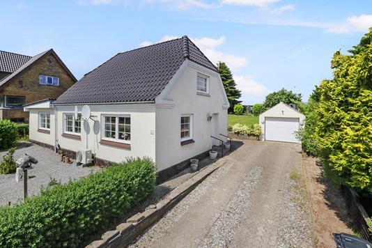 Villa på Møllebakken i Brovst - Ejendom 1