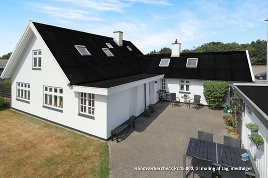 Villa på Bakmøllevej i Vadum - Ejendom 1