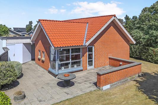 Villa på Hybenvej i Aabybro - Ejendom 1