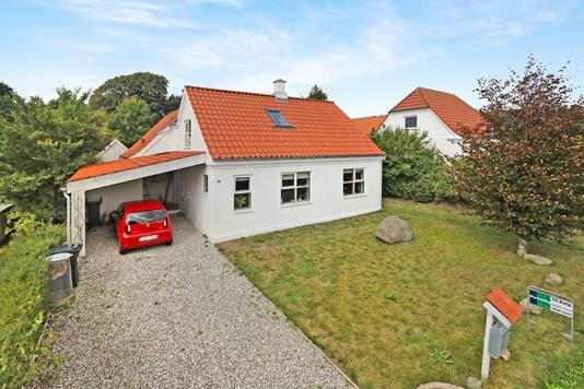 Villa på Østbakken i Brovst - Ejendom 1