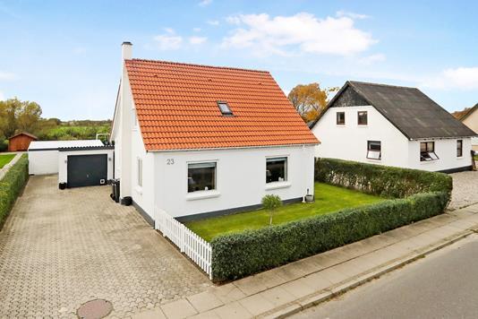 Villa på Plesnervej i Brovst - Ejendom 1