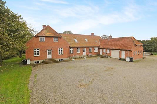 Villa på Vesterbjergvej i Brovst - Ejendom 1