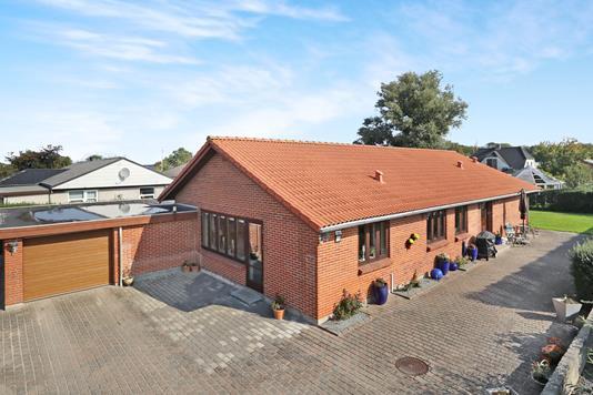 Villa på Herredsvej i Brovst - Ejendom 1