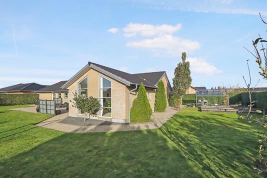 Villa på Thomasmindeparken i Aabybro - Ejendom 1