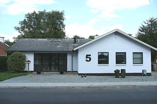 Villa på Mejerivej i Aabybro - Ejendommen