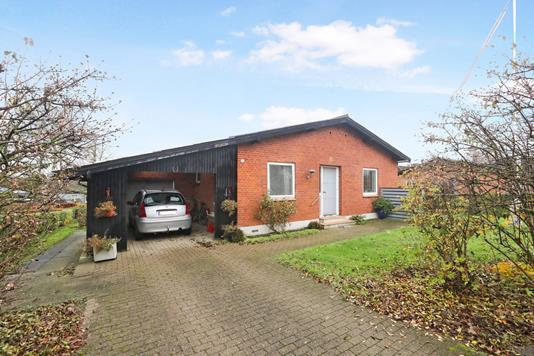 Villa på Kirkegade i Brovst - Ejendom 1