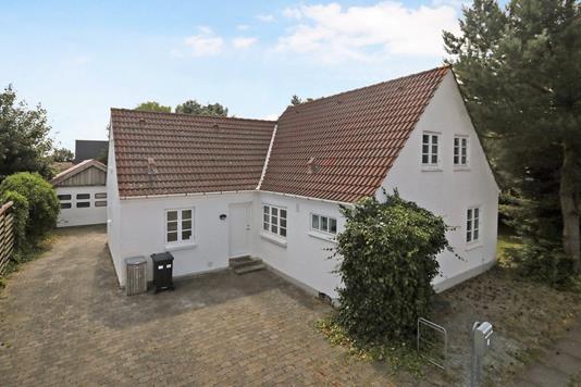 Villa på Bredgade i Aabybro - Ejendom 1
