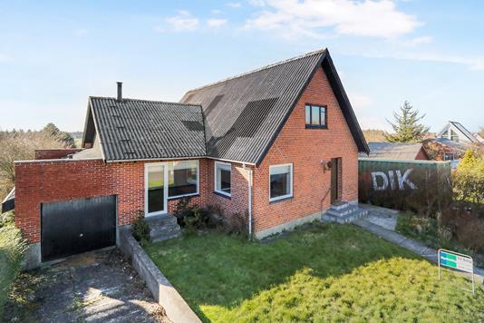 Villa på Vestre Alle i Brovst - Ejendom 1