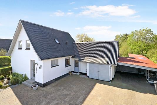 Villa på Klithusevej i Aabybro - Ejendom 1