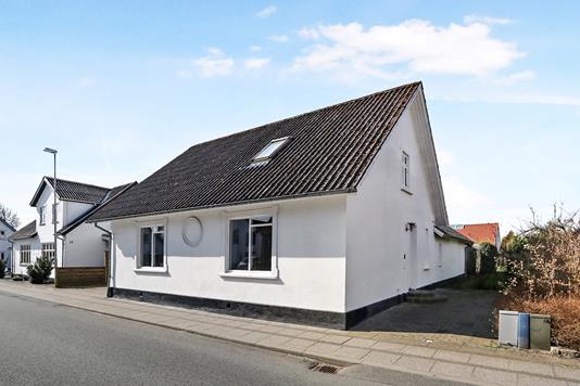 Villa på Knøsgårdvej i Aabybro - Ejendom 1