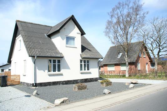 Villa på Nr Øksevej i Brovst - Ejendommen