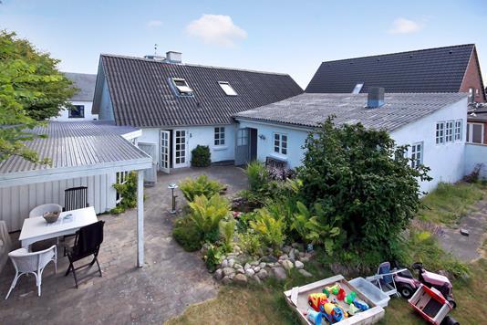 Villa på Tranhøj i Brovst - Ejendommen