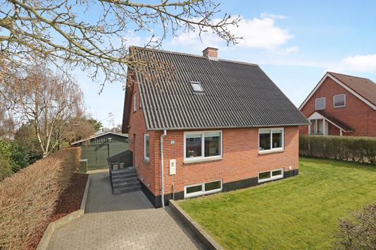 Villa på Finsensvej i Brovst - Ejendom 1