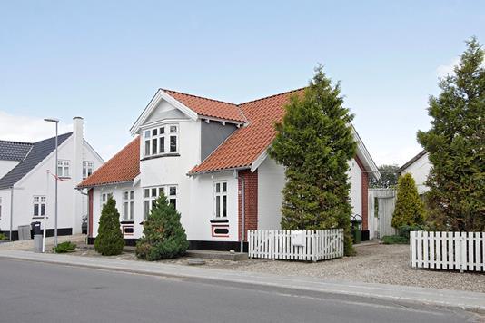 Villa på Tranhøj i Brovst - Andet