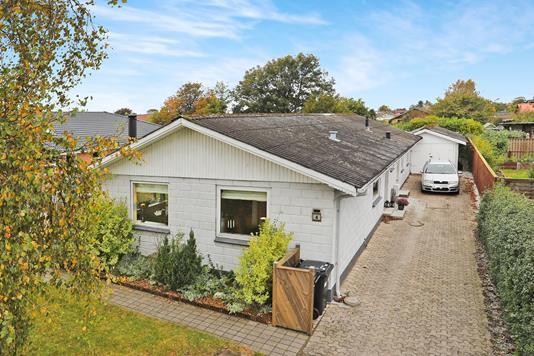 Villa på Smedevej i Aabybro - Ejendommen