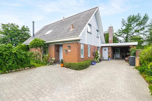 Villa på Hvedevænget i Brovst - Ejendommen