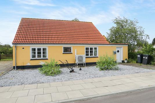 Villa på Klithusevej i Aabybro - Ejendommen
