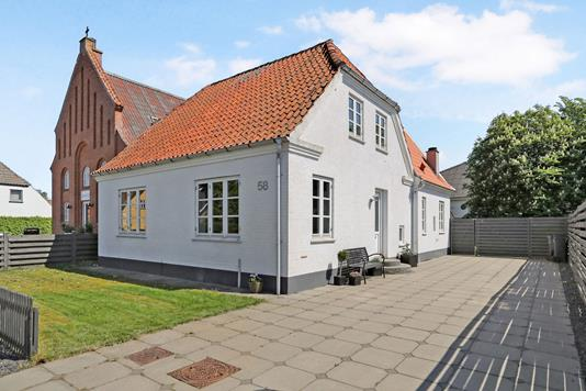 Villa på Gl. Landevej i Aabybro - Ejendom 1