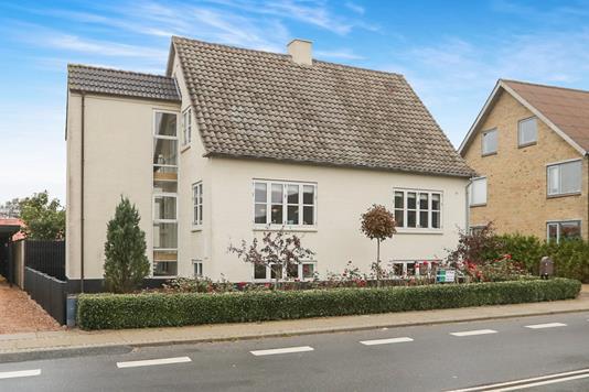Villa på Kattedamsvej i Aabybro - Ejendommen
