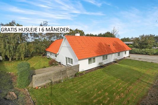 Villa på Østergade i Brovst - Andet