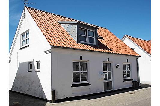 Villa på Lundensgade i Vrå - Ejendommen