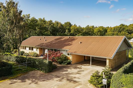 Villa på Kingosvej i Vrå - Ejendommen