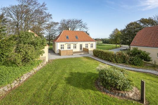 Villa på Svenstrupvej i Vrå - Ejendommen