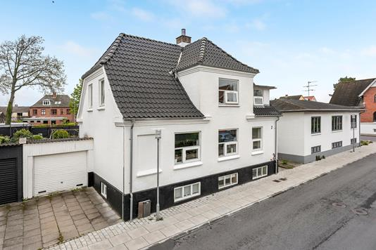 Villa på Enghavevej i Vrå - Ejendommen