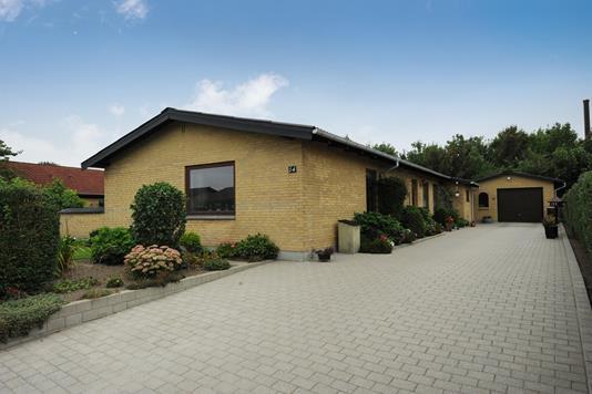 Villa på Grønagervej i Vrå - Ejendommen