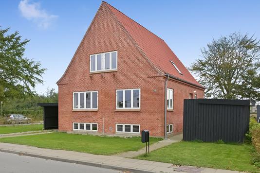 Villa på Vestergade i Vrå - Ejendommen