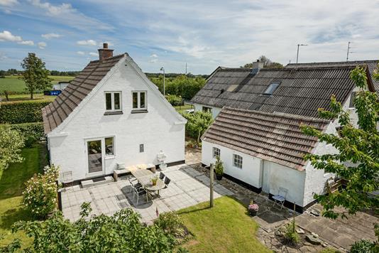 Villa på Vollerupvej i Vrå - Ejendommen