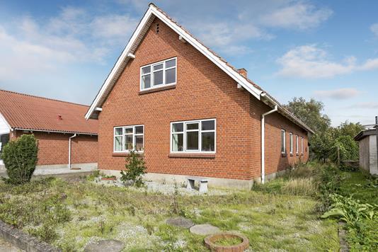 Villa på Vråvej i Vrå - Andet