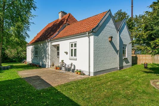 Villa på Sdr Alle i Vrå - Ejendommen