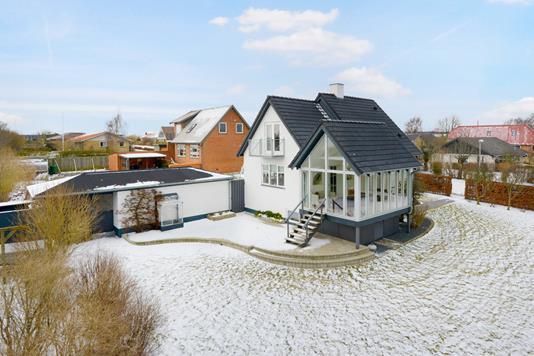 Villa på Johannes V. Jensens Vej i Aalborg SV - Ejendommen