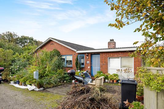 Villa på Nørholmsvej i Aalborg - Ejendommen